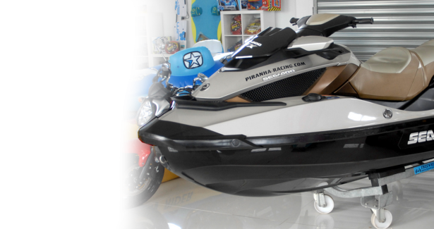 This Month's must see JetSki